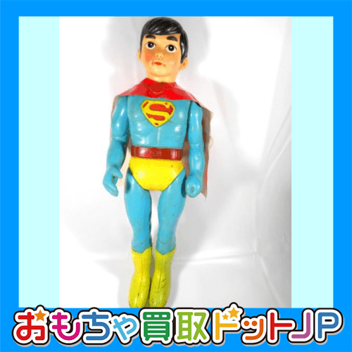 ケンリック 【スーパーマン】 当時物 ソフビ